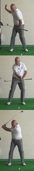 Supporting the Backswing