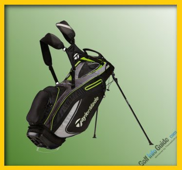 TaylorMade PureLite Golf Bag Review