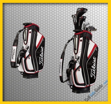 Titleist Midsize Full Feature Smaller Size Staff Bag Review