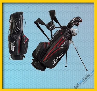 Titleist StaDry Waterproof Stand Bag Review