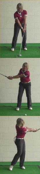 Use a Punch Shot to Demonstrate Your Improvement