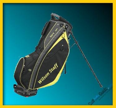 wilson staff ionix light carry golf bag. Black Bedroom Furniture Sets. Home Design Ideas