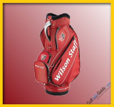 Wilson Staff Pro Tour Cart Golf Bag