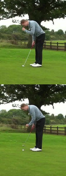 Your Eyes and the Short Game