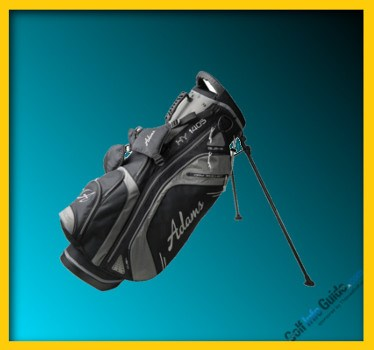 Adams Hybrid Stand Bag – HY1405 Review