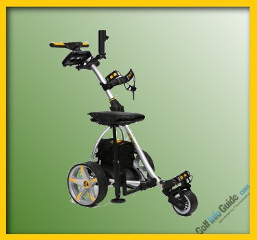 Bat-Caddy X3Electric Golf Caddy Cart Review