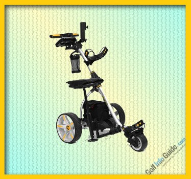Bat-Caddy X3R Remote Control Golf Caddy Cart