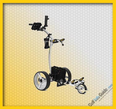 Bat-Caddy X4R Remote Control Golf Caddy Cart