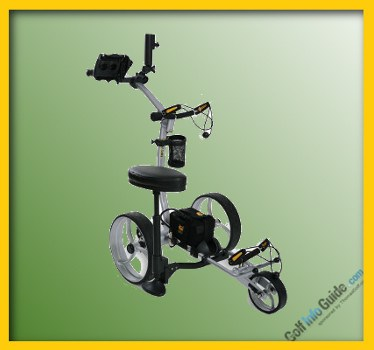 Bat-Caddy X8R Remote Control Golf Caddy Cart