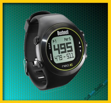 Bushnell NEO XS Black Golf GPS Watch Review