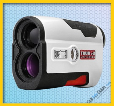 Bushnell Tour V3 Slope Laser Golf Rangefinder Review