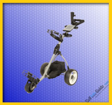 Caddytek Caddy Cruiser 150 Simple Electric Golf Caddy Cart