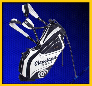 Cleveland CG Tour Stand Bag Review