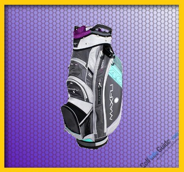 Maxfli Women S U Series 4 0 Cart Bag Review