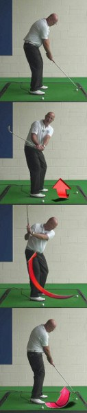 Maintaining Your Width in the Backswing