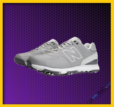 New Balance Golf Leather 574 Golf Shoe Review