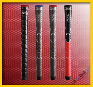 Winn Golf Grips Offer a Unique Feel