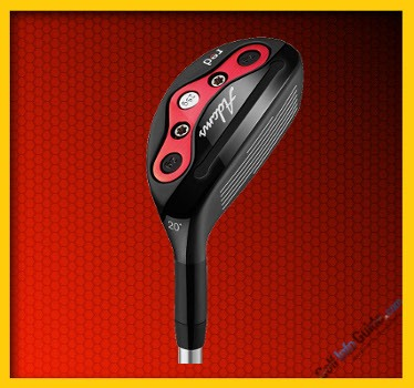 Adams Golf Red Hybrid Golf Club Review