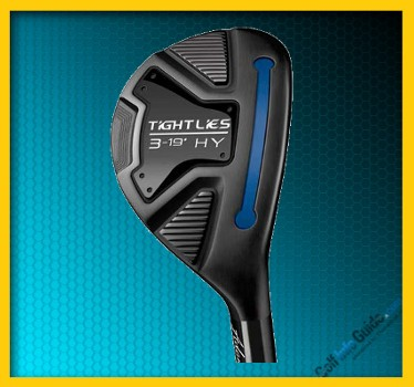 Adams Tight Lies Hybrid Golf Club  Review