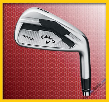 Callaway Golf Apex Irons Review