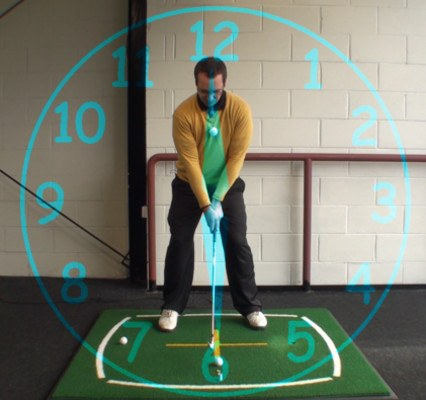 Golf-Ultimate-Distance-Control-From-100-Yards-And-In-Clock