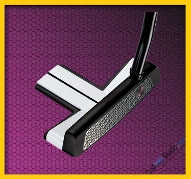 Odyssey Works Big T Blade Putter