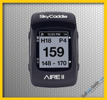 SkyCaddie Aire II Golf GPS Review