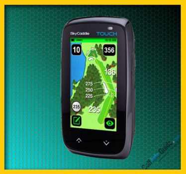 SkyCaddie TOUCH Golf GPS Review