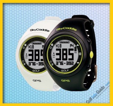 SkyCaddie Watch Golf GPS Review