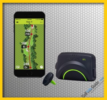 skygolf gametracker shot tracking system review
