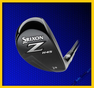 Srixon Z H45 Hybrid Golf Club Review