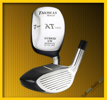 Thomas Golf AT725 Square Hybrids Golf Club Review