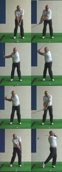 Connected Golf Swing Yields More Power and Accuracy