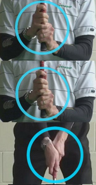 Fingers Play a Key Role in the Golf Swing
