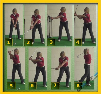 Golf Fix – Take the Club Back Low and Slow for Correct Connected Swing