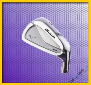 Mizuno MP-64 Irons Review