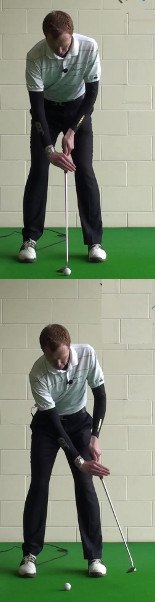OPPOSING FORCES-HOW THE CLAW GRIP CAN HELP YOUR PUTTING