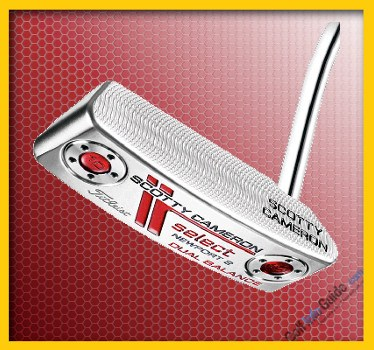 Scotty Cameron Dual Balance putters