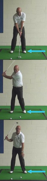 Should the Left Heel Lift on the Backswing?