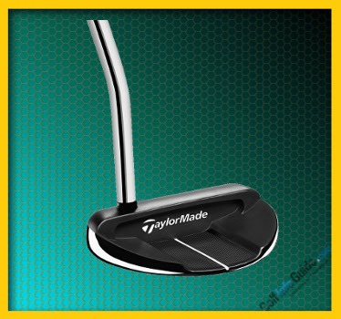 TaylorMade Ghost Tour Black Monte Carlo