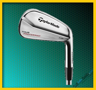 TaylorMade TOUR PREFERRED MB IRONS Review
