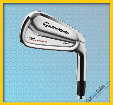TaylorMade TOUR PREFERRED MC IRONS Review
