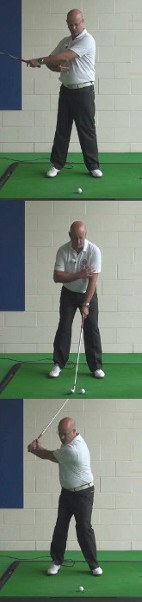 Three Elements of a Connected Swing