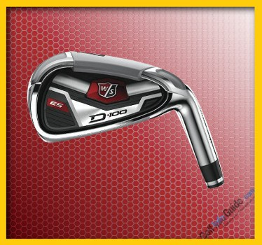 Wilson Staff D100 ES Hybrid/Iron Set Review
