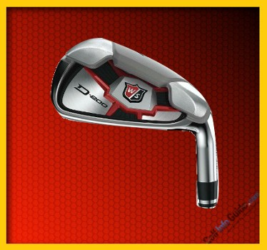 Wilson Staff D200 Irons Review