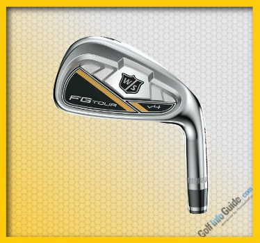 Wilson Staff FG Tour V4 Irons Review