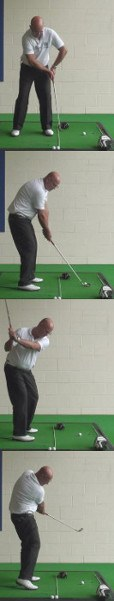 CURING LEE WESTWOOD'S CHICKEN WING SWING PT 2