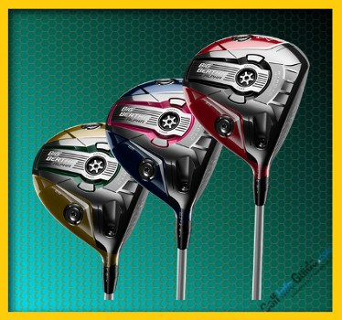 Callaway Big Bertha Alpha 815 udesign Drivers Review