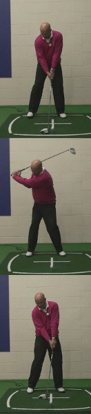 Golf Tip – Hold the Angle for Powerful Drives