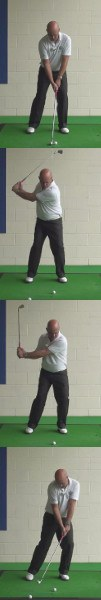 Taking the Upper Body Tilt to the First Tee